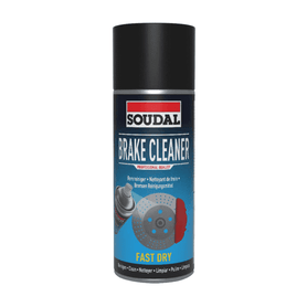 Soudal Brake Cleaner 400ml Box of 6 - SPF Construction Products