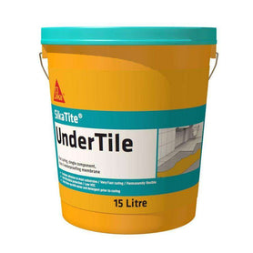 Sika® Tite Undertile Grey 15L Class 3 Waterproof Membrane Fast Cure