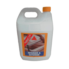 SikaBond White PVA Glue Interior & exterior applications 5 Litre