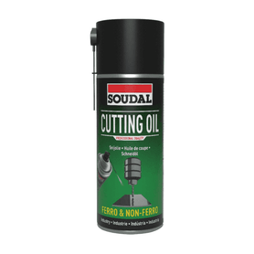 Soudal Cutting Oil 400ml Box of 6 - SPF Construction Products