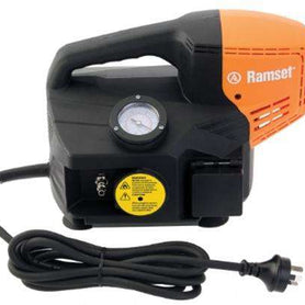 Ramset Vacuum Piston Pump Driven Lightweight and compact 200W