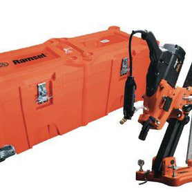 Ramset Diamond System Supplied Complete with drilling motor Kit RM160