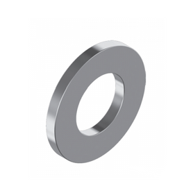 Inox World Flat Round Metric Washer A4 (316) M27 x 50 x 3.0 Pack of 25