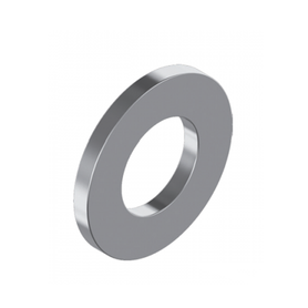 Inox World Stainless Flat Round Metric Washer A4 (316) Pack of 20