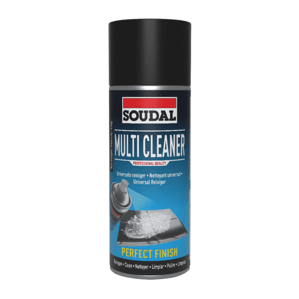 Soudal Multi Cleaner Foam 400ml Box of 6 - SPF Construction Products
