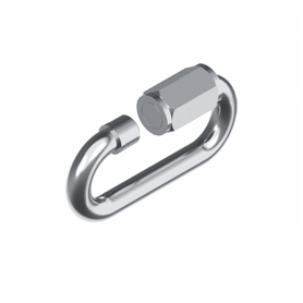 Inox World Stainless Steel Quick Link A4 (316) Pack of 5 (4017634410568)