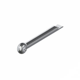 Inox Worled Stainless Steel Split Pin A2 (304) M10 Pack of 50 (4029629268040)