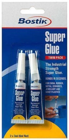 Bostik Superglue 3ml (1593677971528)
