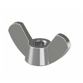 Inox World Stainless Steel Wing Nut A2 (304) M3 Pack of 100