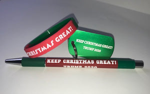 """KEEP CHRISTMAS GREAT! / TRUMP 2020"" - Bundle"