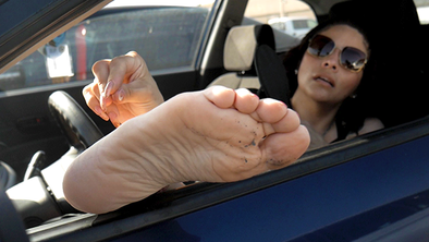 Raquel's Parking Lot Soles