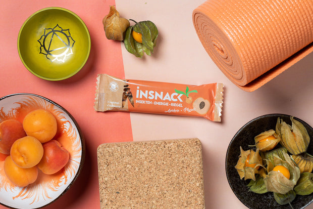 Apricot-Physalis: SWEET BITES PACK - INSNACK