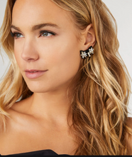 Load image into Gallery viewer, Mignonne Gavigan Lexy Stud Earring - Black