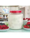 Euro Cuisine GY85 Glass Jar with Lid - 2Quarts