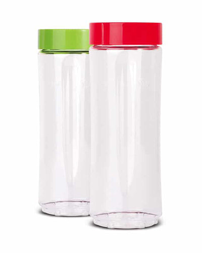 Euro Cuisine GYM2 -  10oz Bottle w/ lid for Mini Mixx Personal Blender