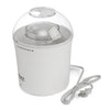 Euro Cuisine YM260 Yogurt & Greek Yogurt Maker - With 2qts Glass Jar - White