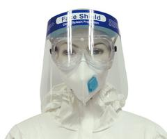 FACE SHIELD - SPLASH GUARD PPE