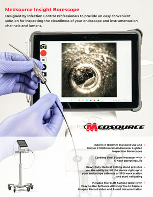 INSPECTION BORESCOPE SYSTEM