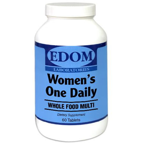 Women's Whole Food Organic Multi Tablets