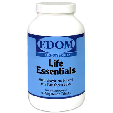 Life Essentials Multi Vitamin & Mineral Tablets