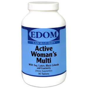 Active Woman's Multi is Scientifically formulated to provide a full range of vitamin minerals and herbs to support an active woman's lifestyle.