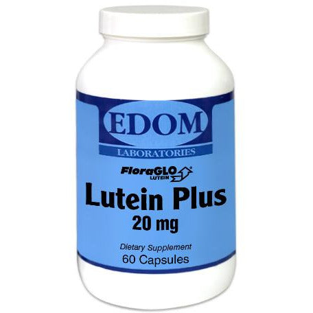 Lutein Plus 20 mg Capsules