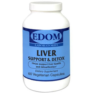 Liver Support and Detox Vegetarian Capsules
