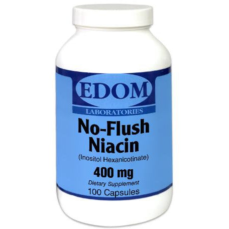 No-Flush Niacin 400 mg Capsules