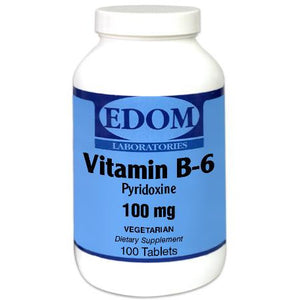 Vitamin B-6 100 mg Tablets