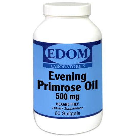 Evening Primrose Oil 500 mg - Supplies essential CLA and GLA. Helps provide nutritional support to women with PMS† Our Evening Primose Oil is Hexane Free. It is 100% pure cold pressed Evening Primrose Oil, derived from the seeds of the Evening Primrose plant. It is a high source of Gamma-Linolenic Acid.