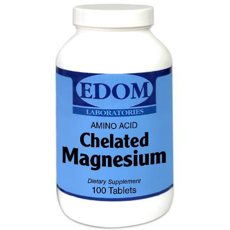 Magnesium 100 mg (Amino Acid Chelated)