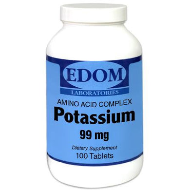 Potassium 99 mg. (Amino Acid Complex) Tablets