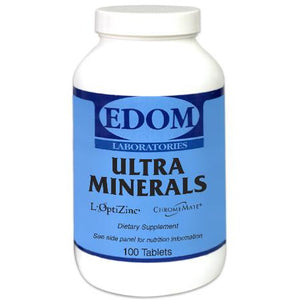 Ultra Minerals Tablets