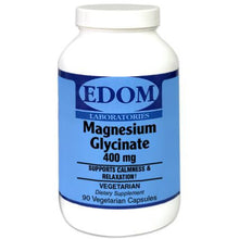 Magnesium Glycinate 400 mg Vegetarian Capsules