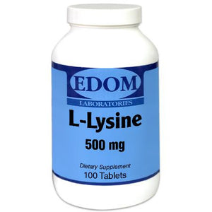 L-Lysine 500 mg Tablets