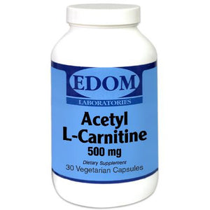 Acetyl L-Carnitine 500 mg is used by the body to produce energy