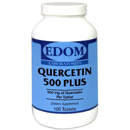 Quercetin 500 mg -Plus Tablets