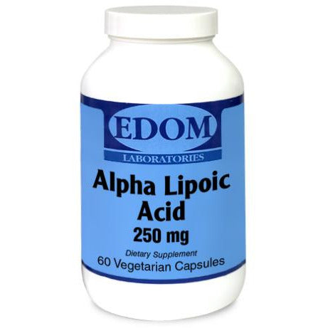 Alpha Lipoic Acid is a powerful antioxidant that combats potentially harmful chemicals called free radicals which may cause heart and liver disease, cancer, cell aging, and many other conditions.