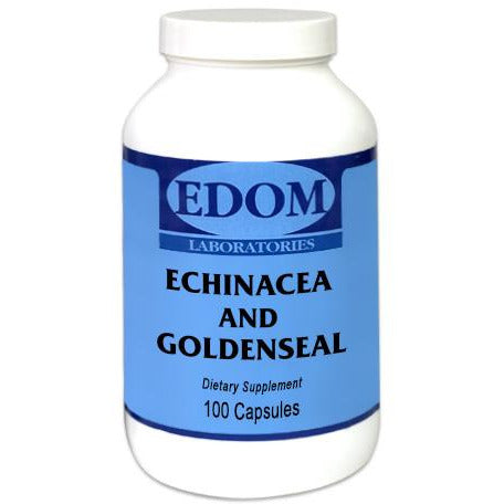 Echinacea & Goldenseal Capsules - Echinacea is used to support immune system health and Goldenseal is used for infections of the mucus membranes, including the mouth, sinuses, throat, the intestines, stomach, urinary tract and vagina. Combined together Echinacea and Goldenseal provide your immune system with the ultimate protection.