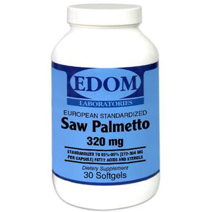 Saw Palmetto 320 mg Softgels