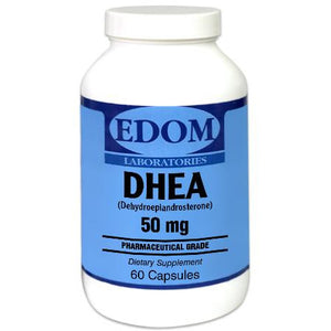DHEA is a hormone produced by the adrenal gland. DHEA levels decline during aging