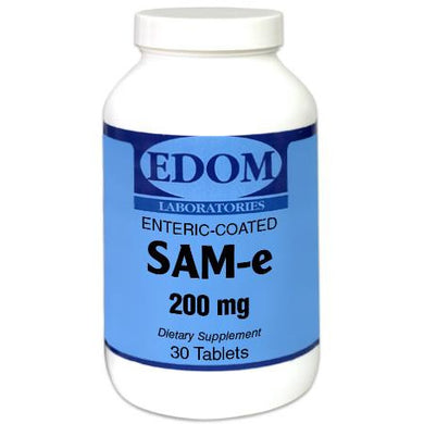 SAM-e 200 mg Enteric-Coated Tablets