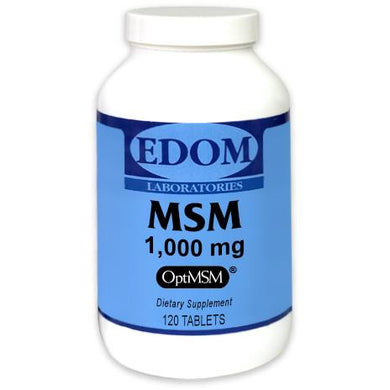 MSM 1000 mg Tablets