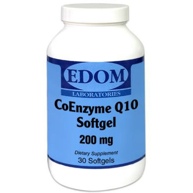 Coenzyme Q-10  200 mg-Coenzyme Q-10 is best known for its ability to support a healthy heart and cardiovascular system.