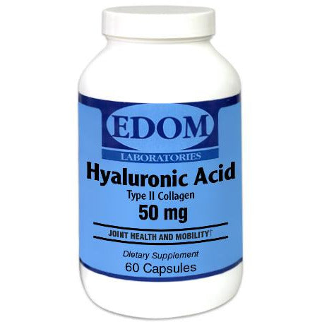 Hyaluronic Acid 50 mg. Capsules