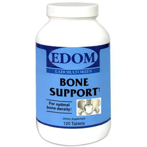 Bone Support is a comprehensive, synergistic formulation of essential vitamins and minerals designed to support healthy bone density. In addition to providing 100% of the daily value for calcium and magnesium, Bone Support also contains 1,000 IU of Vitamin D-3 and 45 mcg of Vitamin K-2 to maximize calcium absorption and utilization.