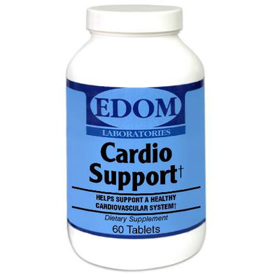 Cardio Support is formulated with essential vitamins, minerals,herbs and other nutrients to help keep a healthy cardiovascular system.