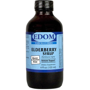 Elderberry Syrup 6400 mg (ORG)
