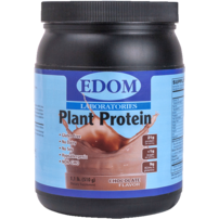 Plant Protein-Chocolate 1.1 Lbs.