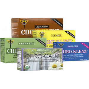 Buy Chiro-Klenz with Chiro-Calm and Save 30%